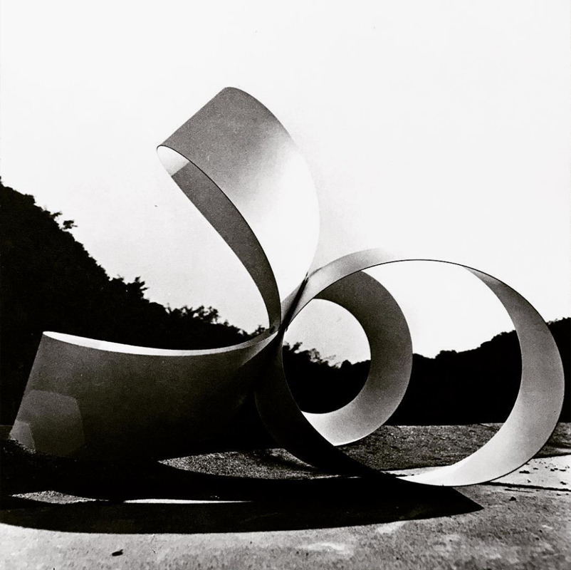 Franco Grignani & ED group, Nastromodulo, 1969