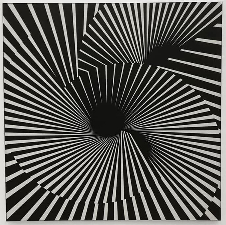 Franco Grignani, Structural dance, 1965