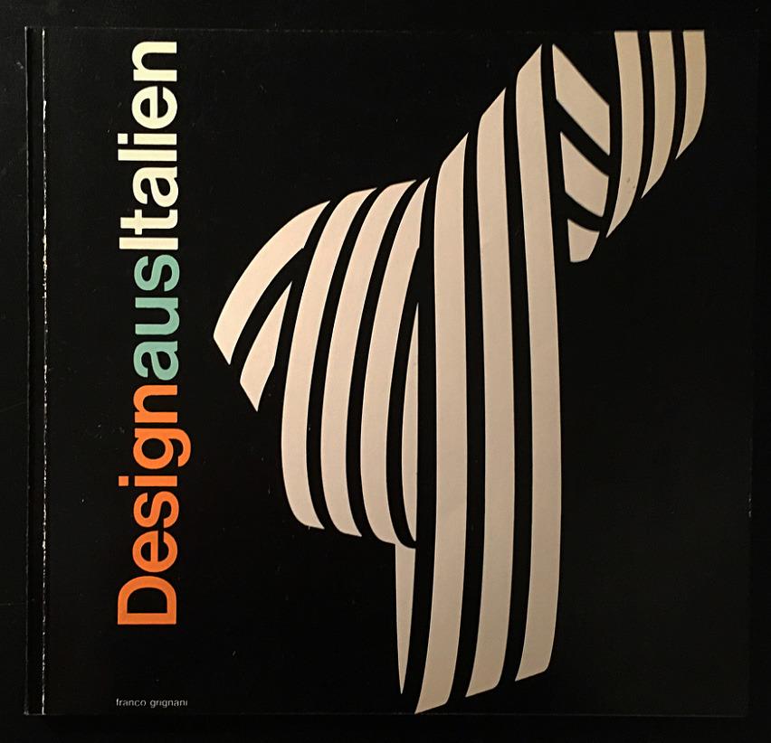 Franco Grignani, Design aus Italien, 1970