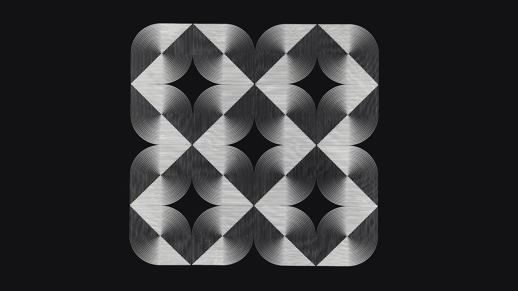 Franco Grignani, Plastic phenomenon, 1966