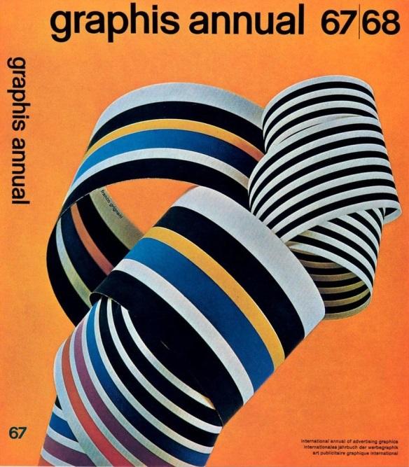 Franco Grignani, Graphis Annual, 1968