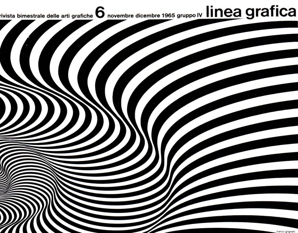 Franco Grignani, Linea Grafica, 1965