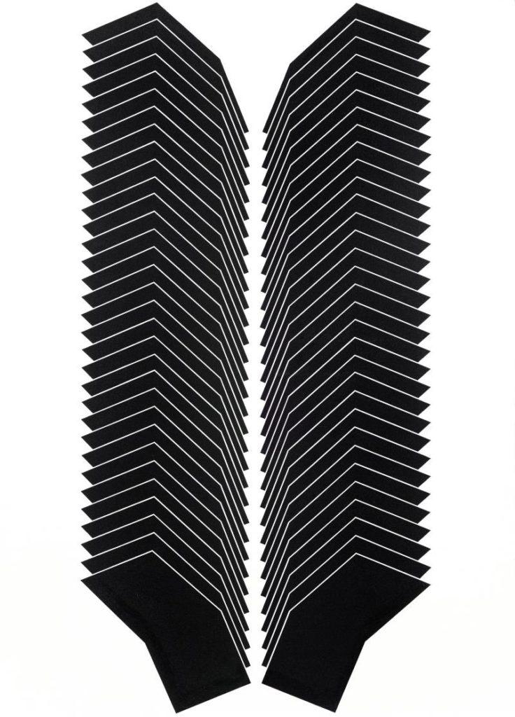 Franco Grignani, Periodica verticale, 1968