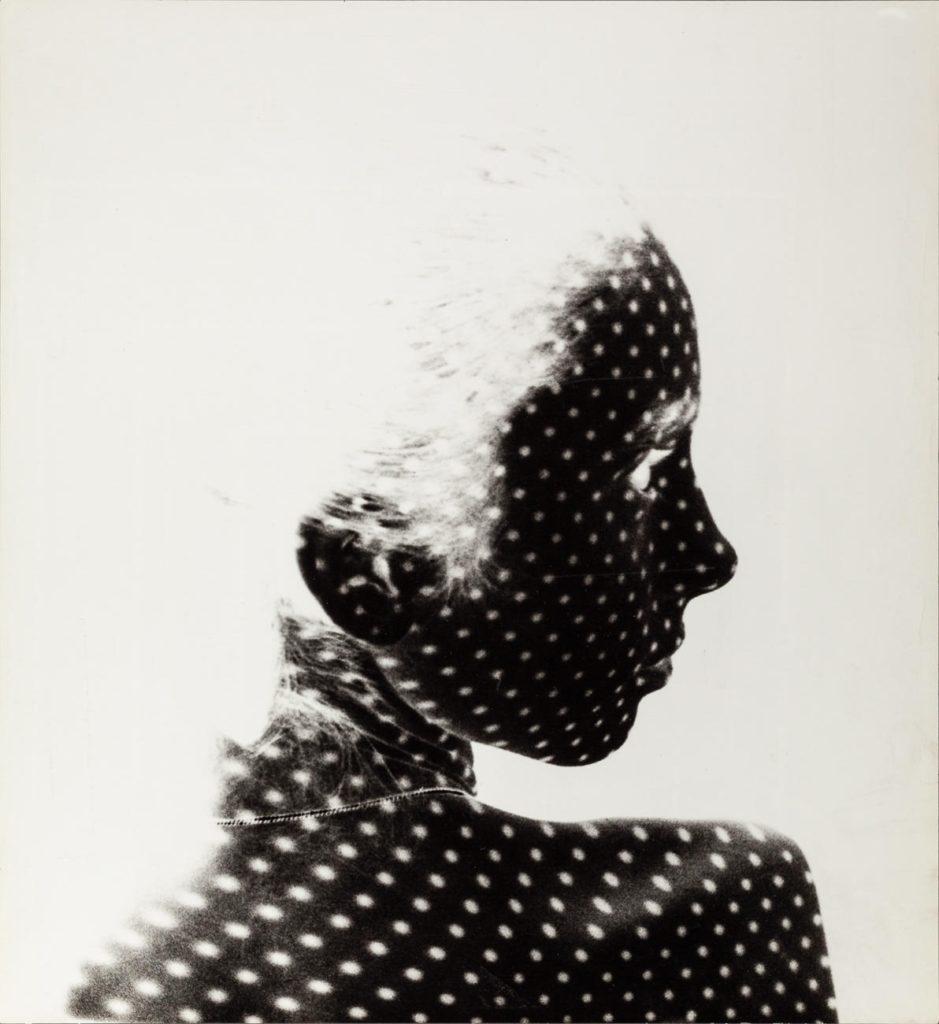 Franco Grignani, portrait, 1953