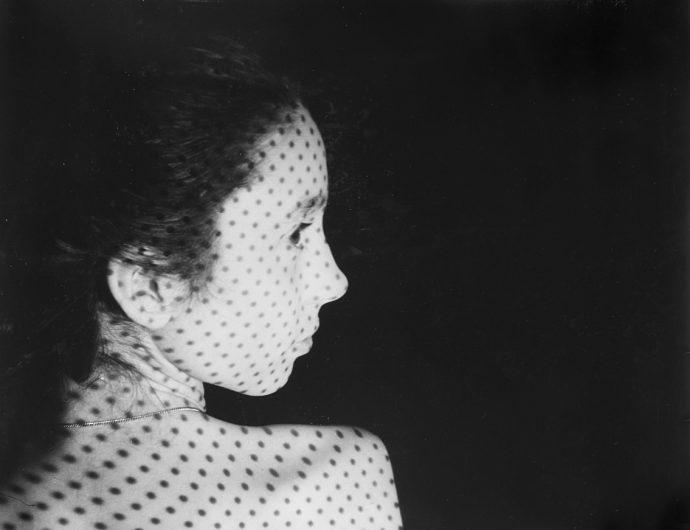 Franco Grignani, Projection, 1955