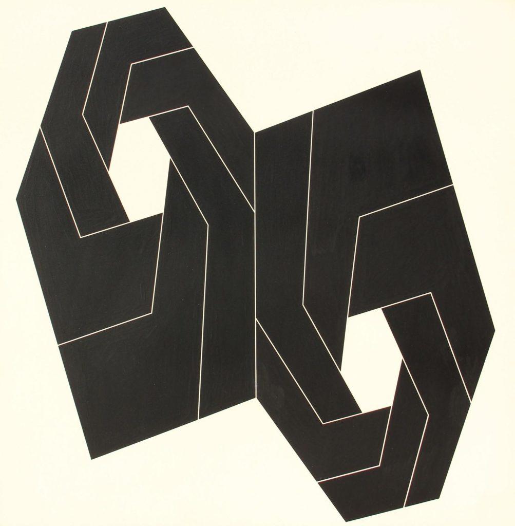 Franco Grignani, Psicoplastica n° 251, 1969