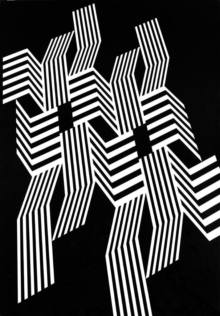 Franco Grignani, Psicostruttura, 1974