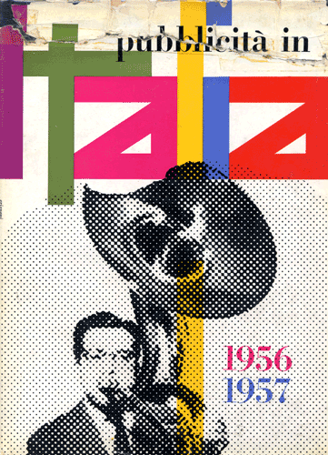 Franco Grignani, Pubblicità in Italia, 1957