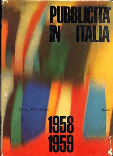 Franco Grignani, Pubblicità in Italia, 1959