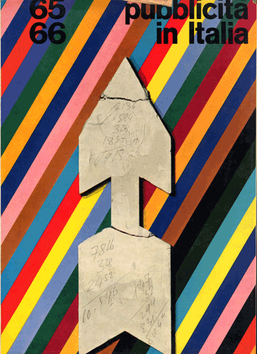Franco Grignani, Pubblicità in Italia, 1966