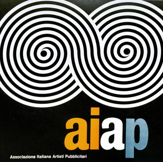 Franco Grignani for Aiap, 1963