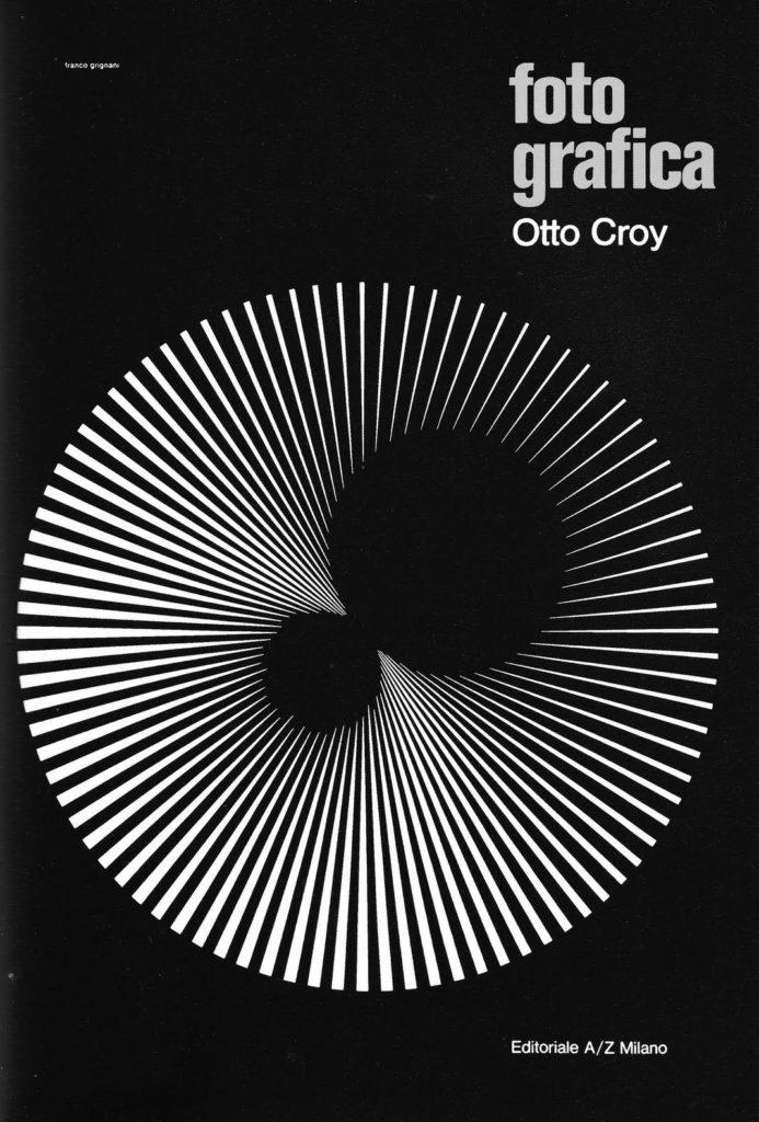 Franco Grignani cover for foto-grafica, 1964