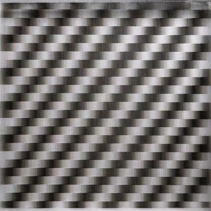 Franco Grignani, Modular combinatorial, 1952
