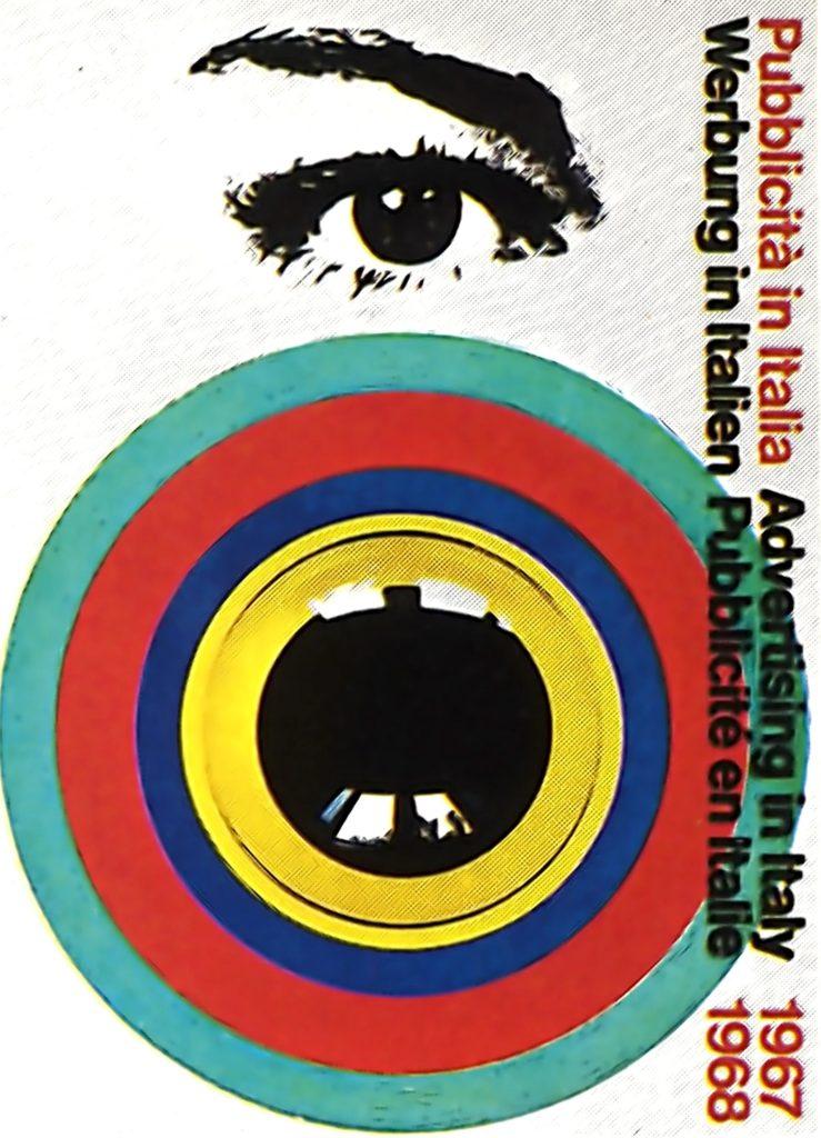 Franco Grignani, Pubblicità in Italia, 1968