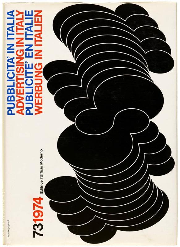 Franco Grignani, Pubblicità in Italia, 1974