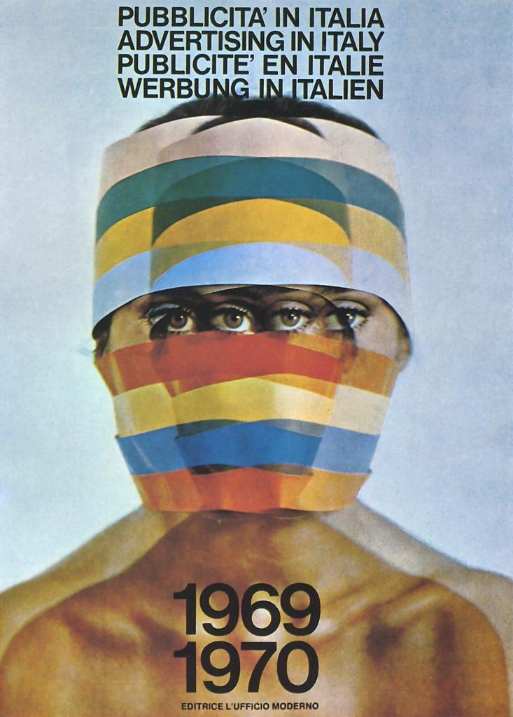 Franco Grignani, Pubblicità in Italia, 1970