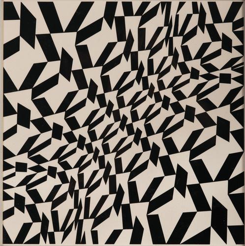 Franco Grignani, Hyperbolic, 1990