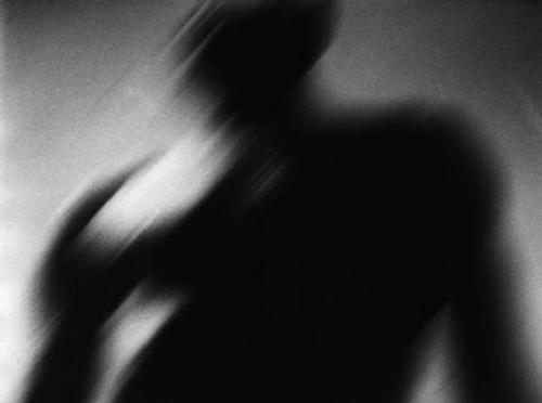 Franco Grignani, The athlete from subperceptive image, 30s