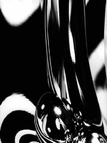 Franco Grignani, Optical tension with glass spheres, 30s