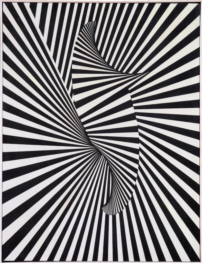 Franco Grignani, Multiple tension, 1964
