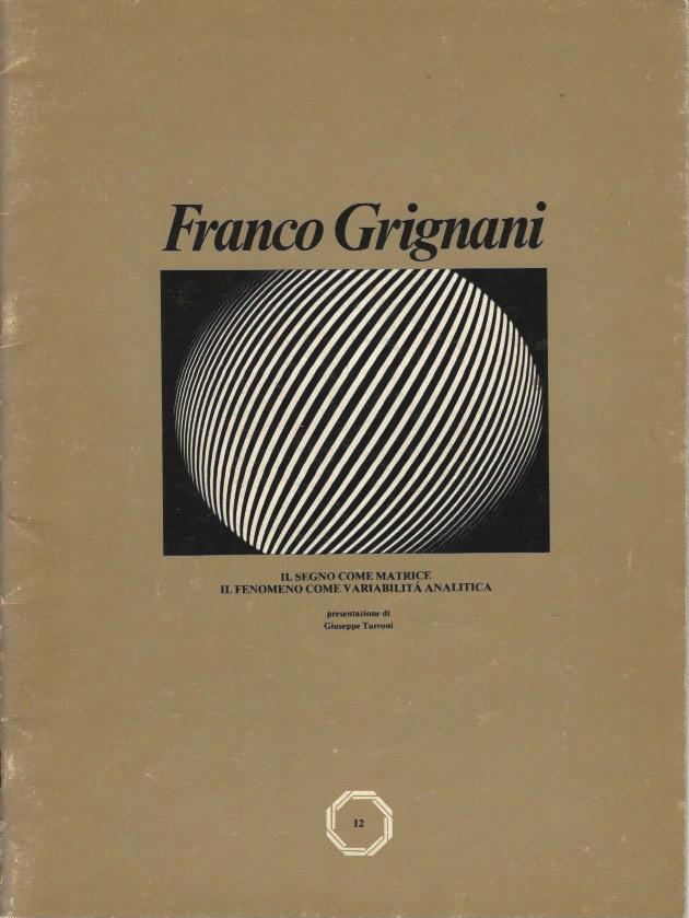 Franco Grignani, Fotografia italiana, 1978