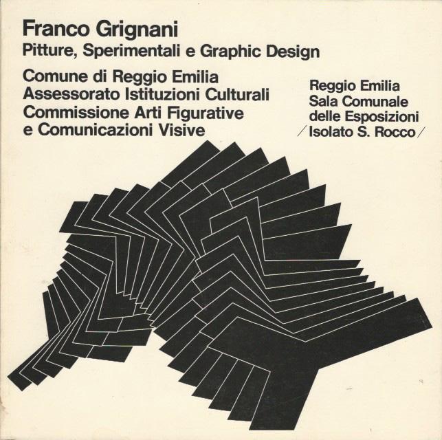 Franco Grignani, Reggio Emilia, 1979