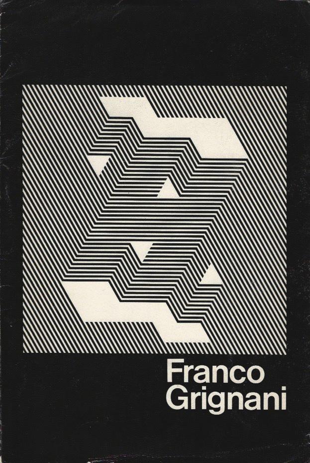 Franco Grignani, Galleria Trinità, 1973