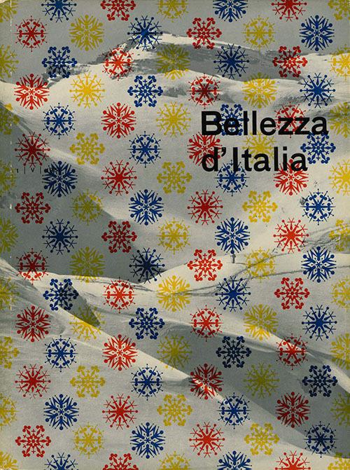 Franco Grignani, Bellezza d'Italia, 1951