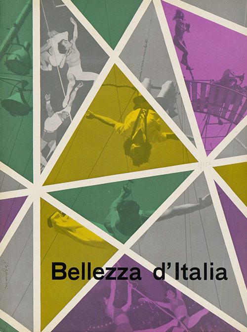 Franco Grignani, Bellezza d'Italia, 1952