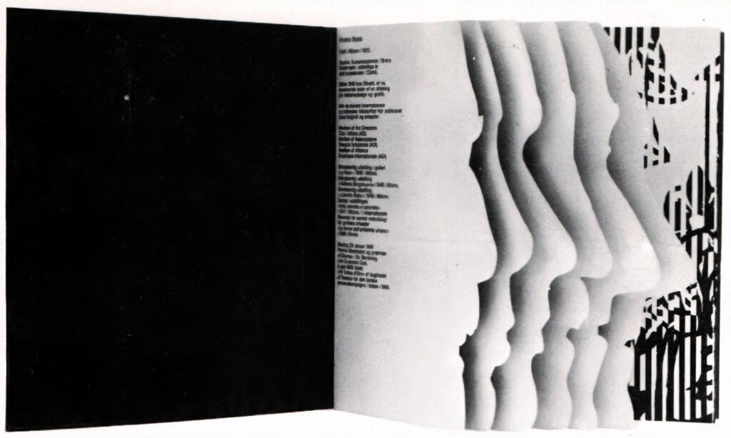 ED Group, 6 graphic designers italianos presentados por Hispano Olivetti, 1971