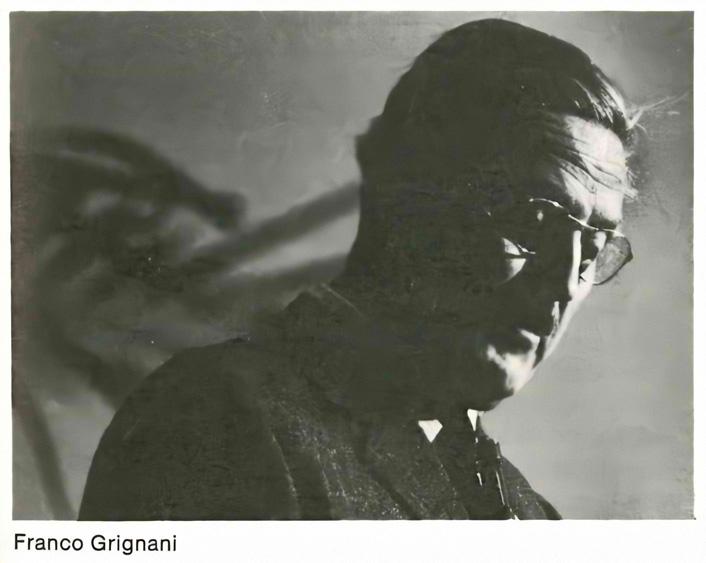 Franco Grignani at Vision 65