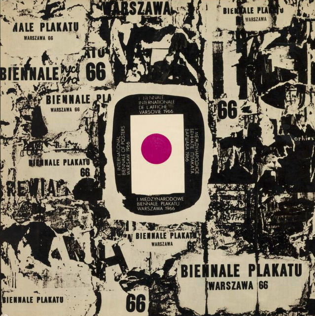 1st Warsaw International Poster Biennale, 1966
