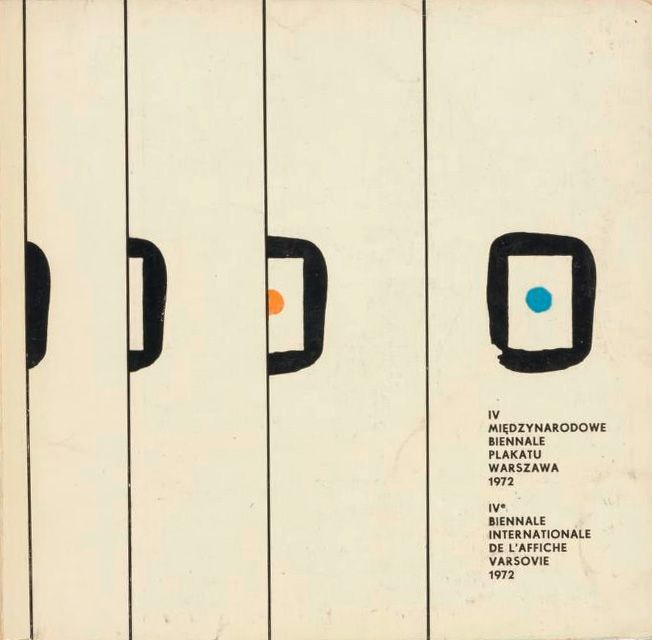 IV Warsaw International Poster Biennale, 1972