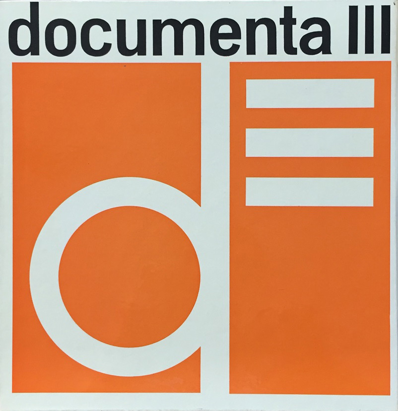 Kassel, documenta III, 1964