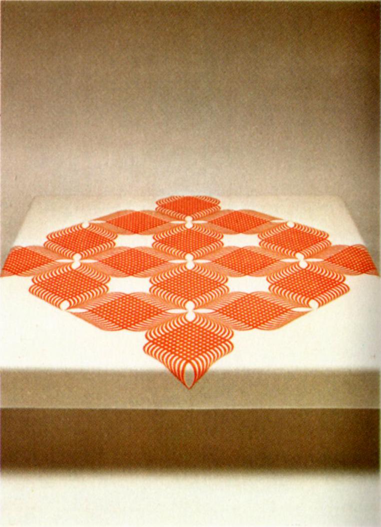 ED Group for Tessuti Mompiano, 1972