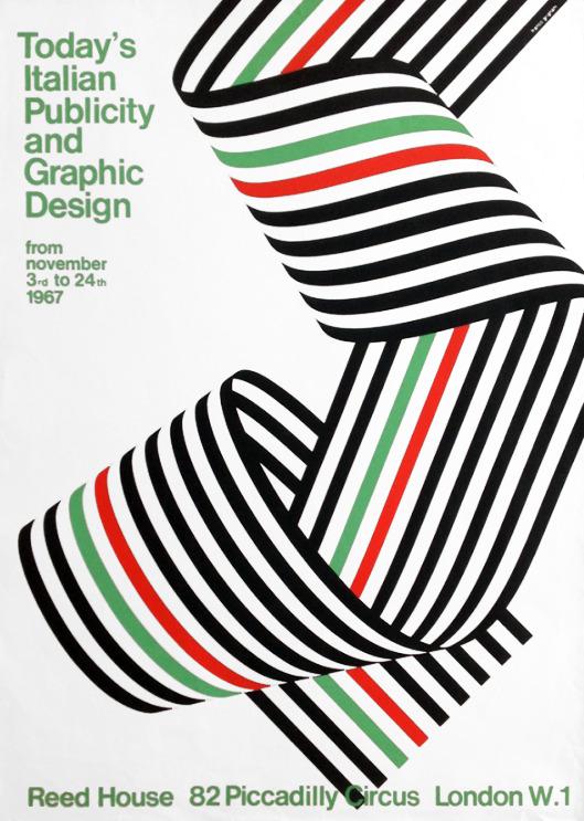 Franco Grignani, Today's Italian Publicity and Graphic Design - London, 1967
