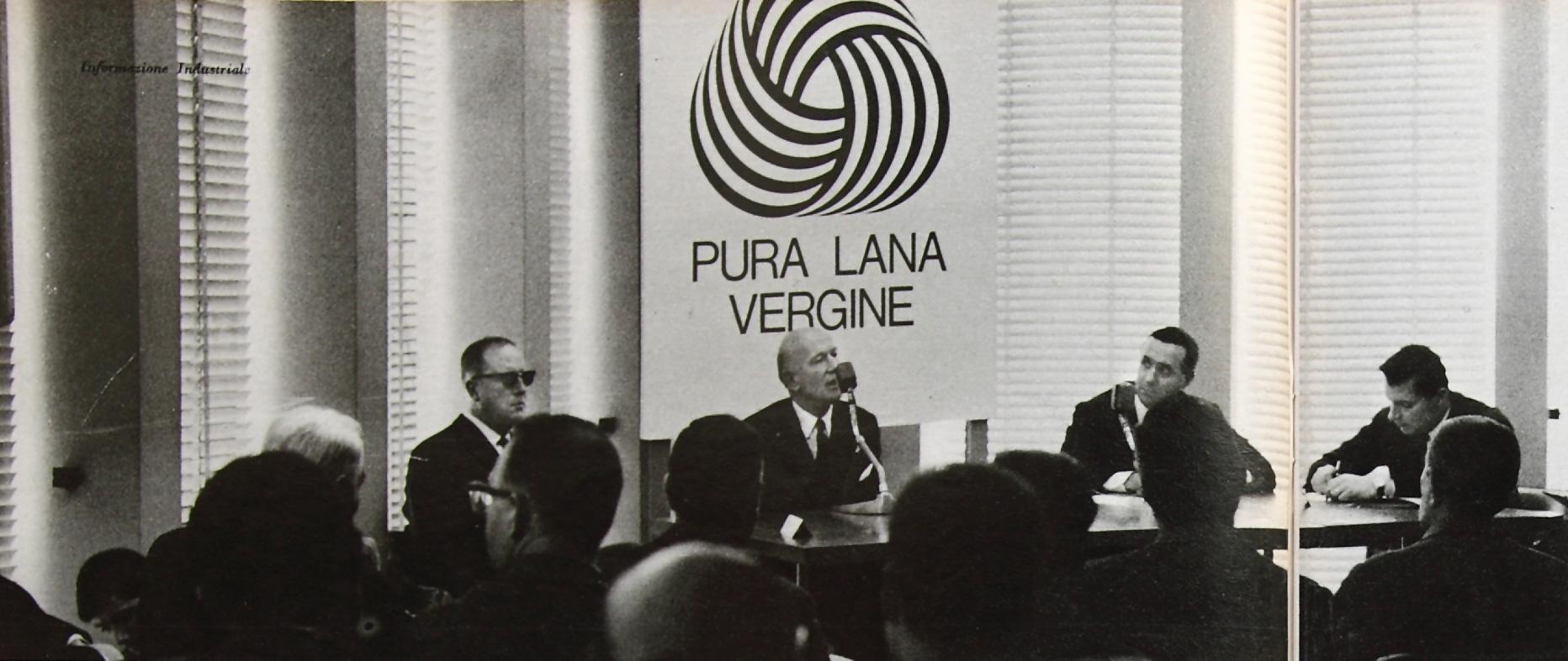 """""""Six days of wool"""", Milan, 19 Feb. 1965"""