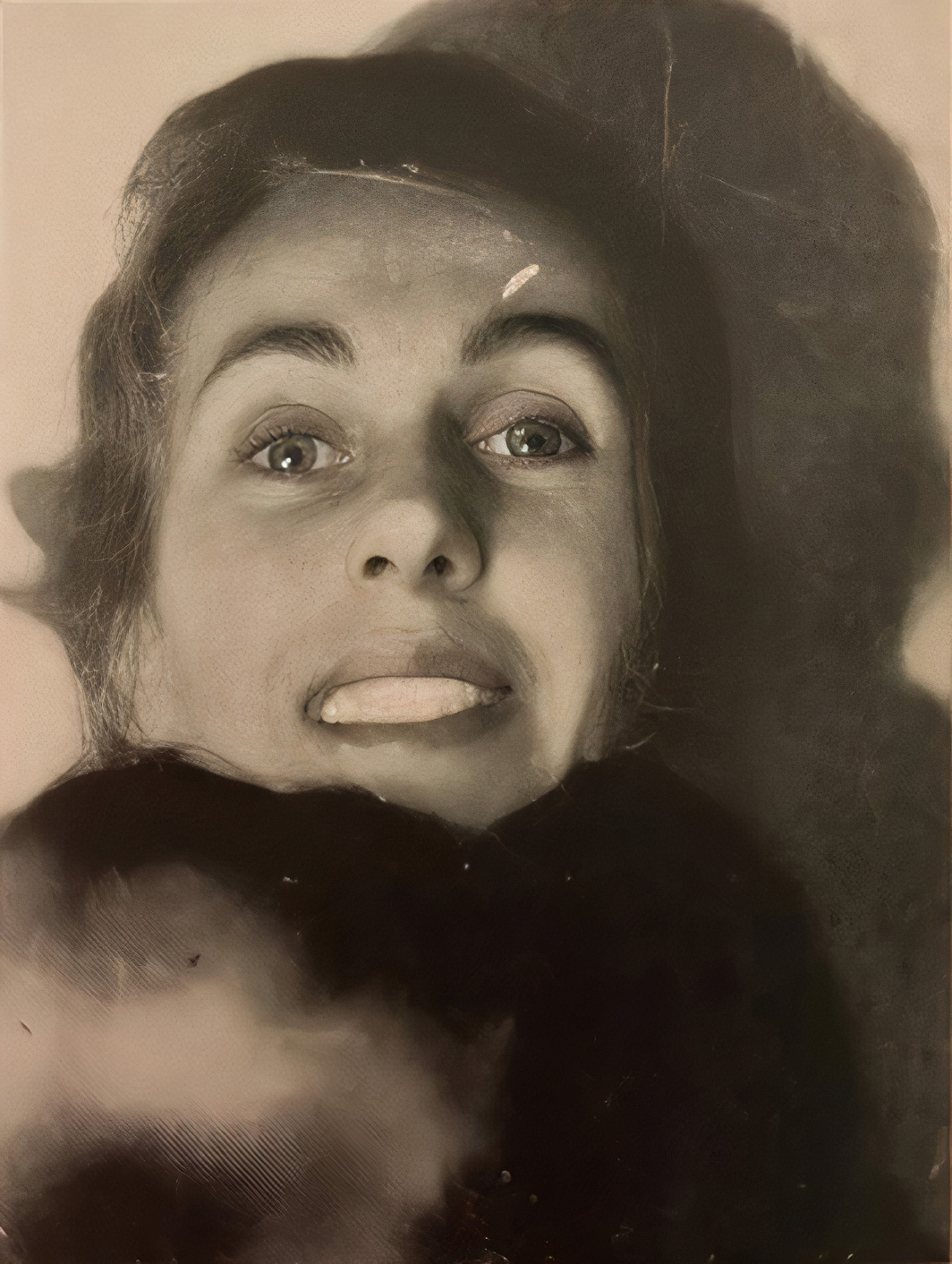 Jeanne Grignani in 1959