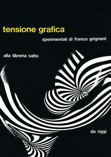 Franco Grignani, Libreria Salto, 1960