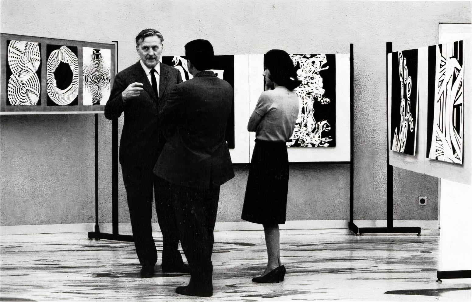 Franco Grignani, Grattacielo Pirelli, 1967